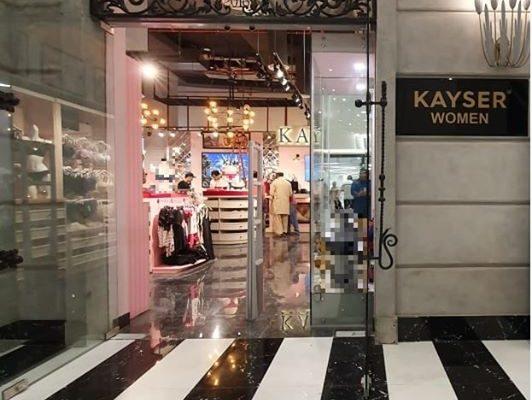Kayser Women Showroom, Lahore